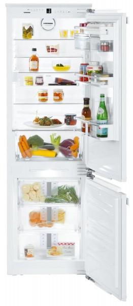 Liebherr ICNP 3366-21 Einbau-Kühl-Gefrier-Kombination integriert